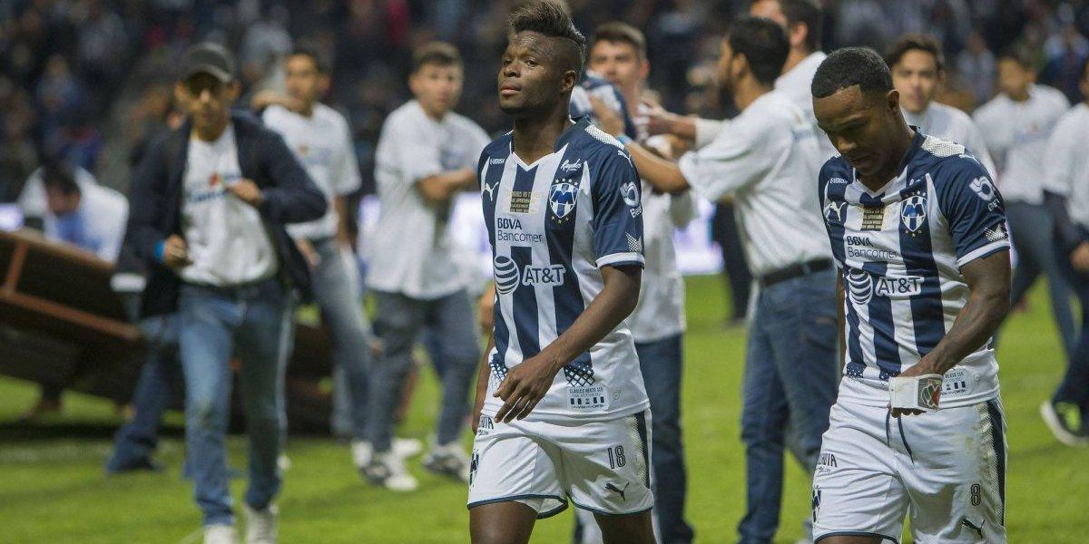 Rayados iguala a Cruz Azul con más derrotas en finales de Liga MX