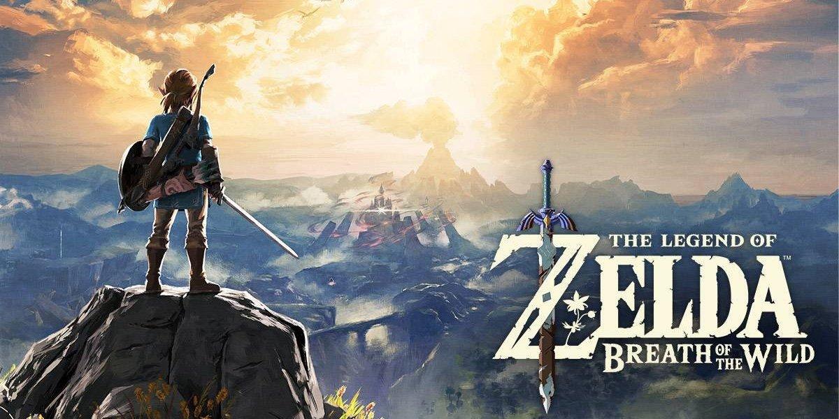 The Legend of Zelda: Breath of the Wild, galardonado en los Game Awards