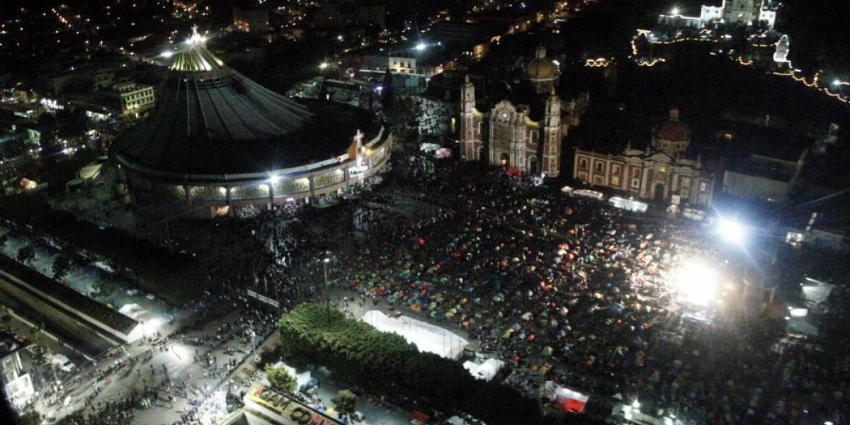 Paso de peregrinos a la Basílica ha dejado 901 toneladas de basura