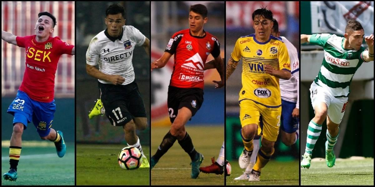 Angelo Araos fue rey de los juveniles: los 10 jugadores Sub 20 que más minutos sumaron en el Transición