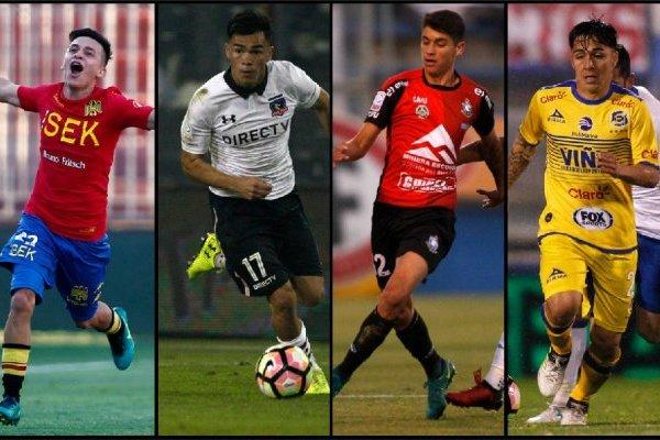 Los futbolistas que sacaron la cara por los Sub 20 / Photosport