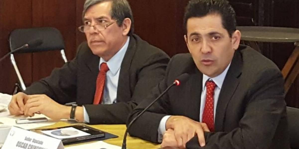 Diputados son convocados para intentar elegir a relatores contra la tortura