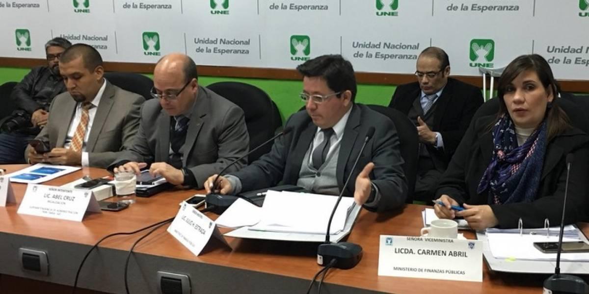 Ministerio de Finanzas pide aprobar US$1 mil millones en préstamos