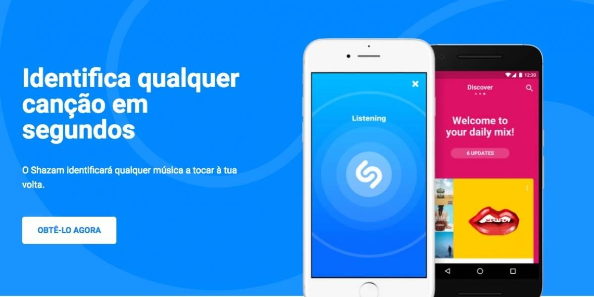 Apple confirma compra do aplicativo Shazam