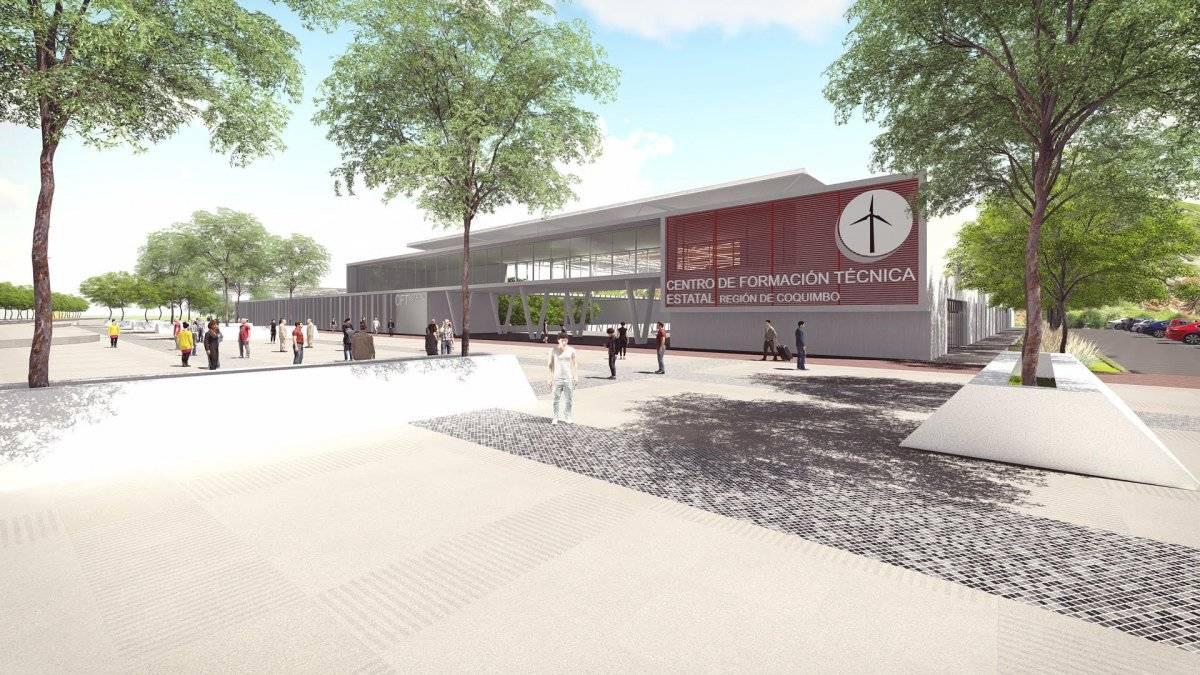 El nuevo CFT de la Región de Coquimbo se ubicará en Ovalle Mineduc