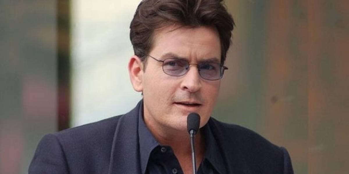 Charlie Sheen pede redução em pensão dos filhos