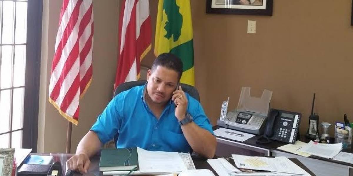 Alcalde de Culebra se salva del FEI