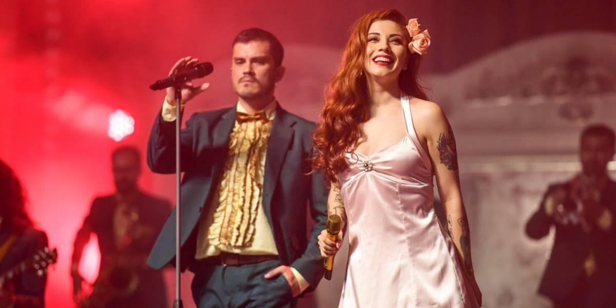 """""""Viva Tshile!"""": Mon Laferte ya está en nuestro país para presentar sus últimos conciertos del año"""