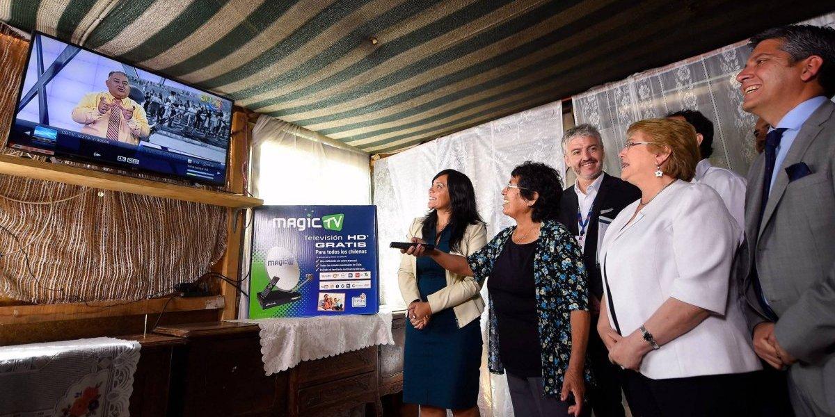 En Combarbalá se instaló primer piloto de televisión digital en señal abierta