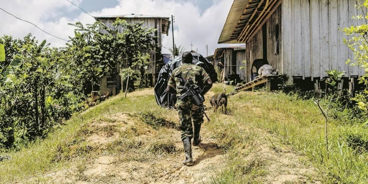 En el Chocó, la paz tiene otros colores
