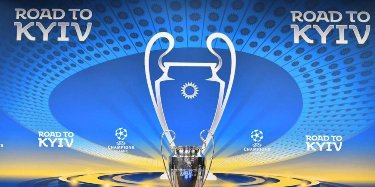 PSG enfrentará Real Madrid nas oitavas de final da Liga dos Campeões