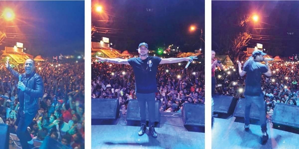 Más de 100 artistas han participado de las Fiestas Populares