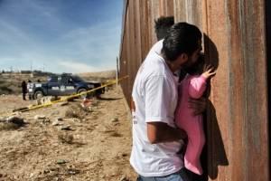 """""""Dreamers"""" en frontera mexicana"""
