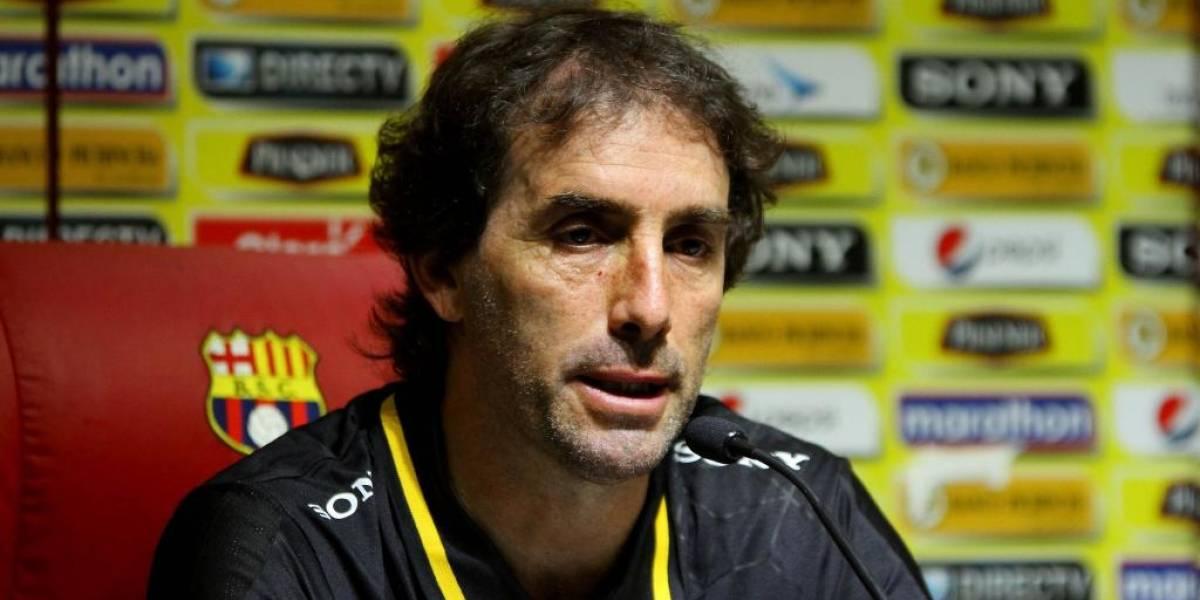 Por la vía del penal, Barcelona SC empató al Deportivo Cuenca y es líder del campeonato