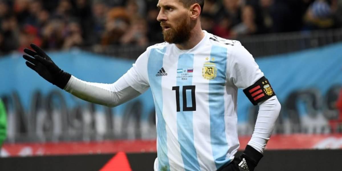 Hermano de Messi cumplirá prisión domiciliaria