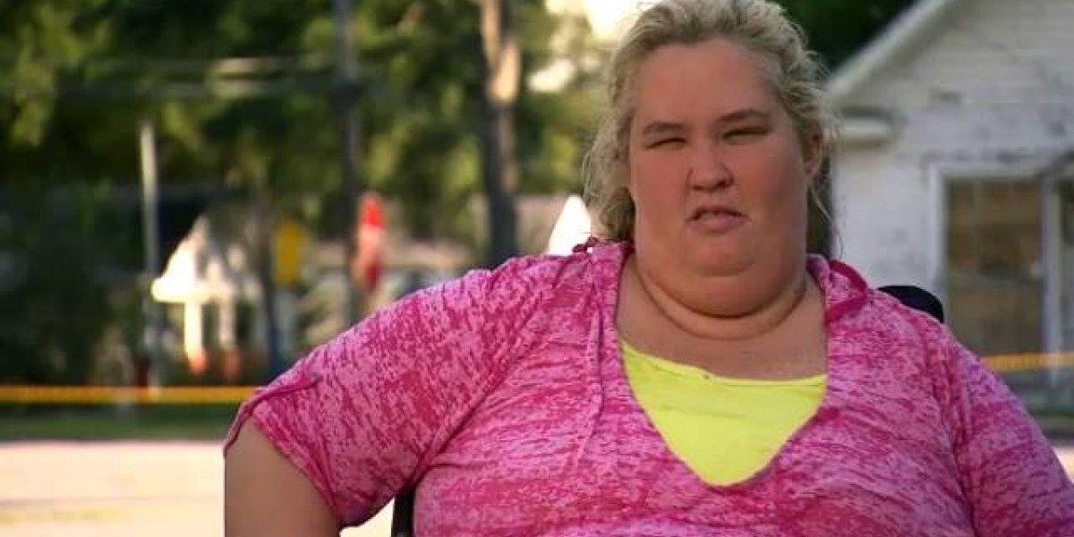 Mãe de Honey Boo Boo emagrece 126kg