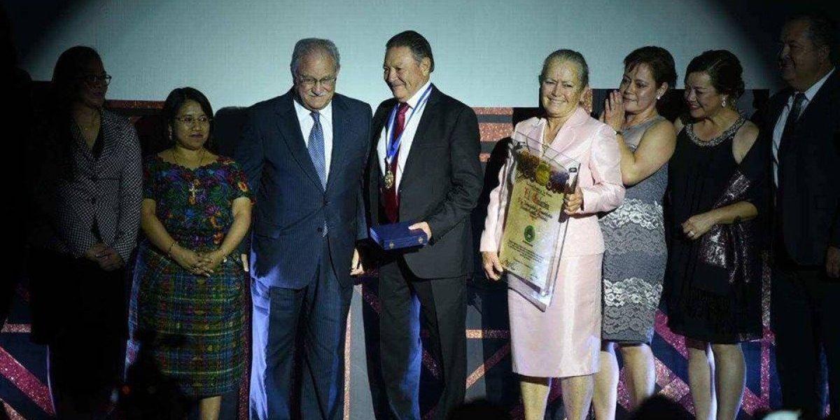 Premian a empresa guatemalteca con el Galardón Ricardo Castillo Sinibaldi