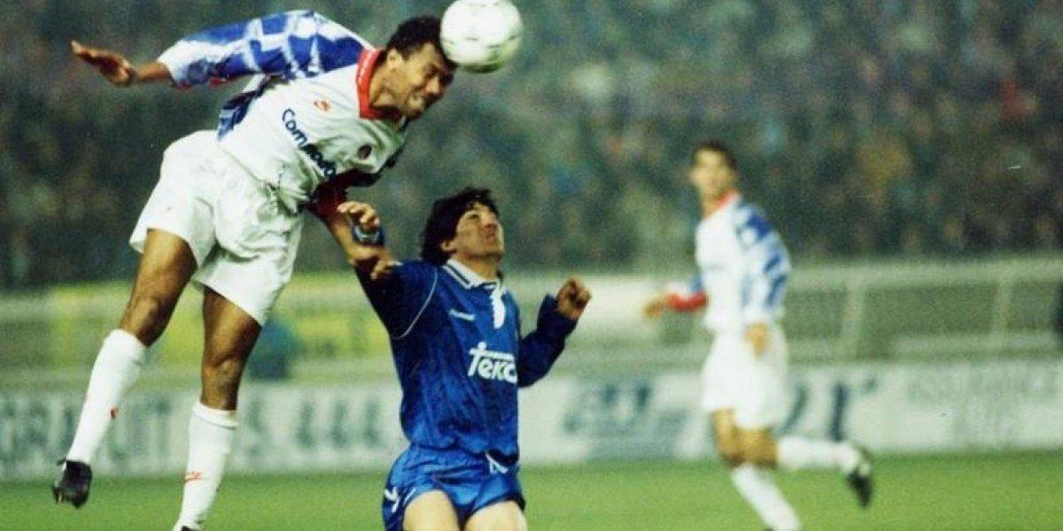 La increíble eliminación del Real Madrid de Bam Bam Zamorano ante PSG en la Copa UEFA '93
