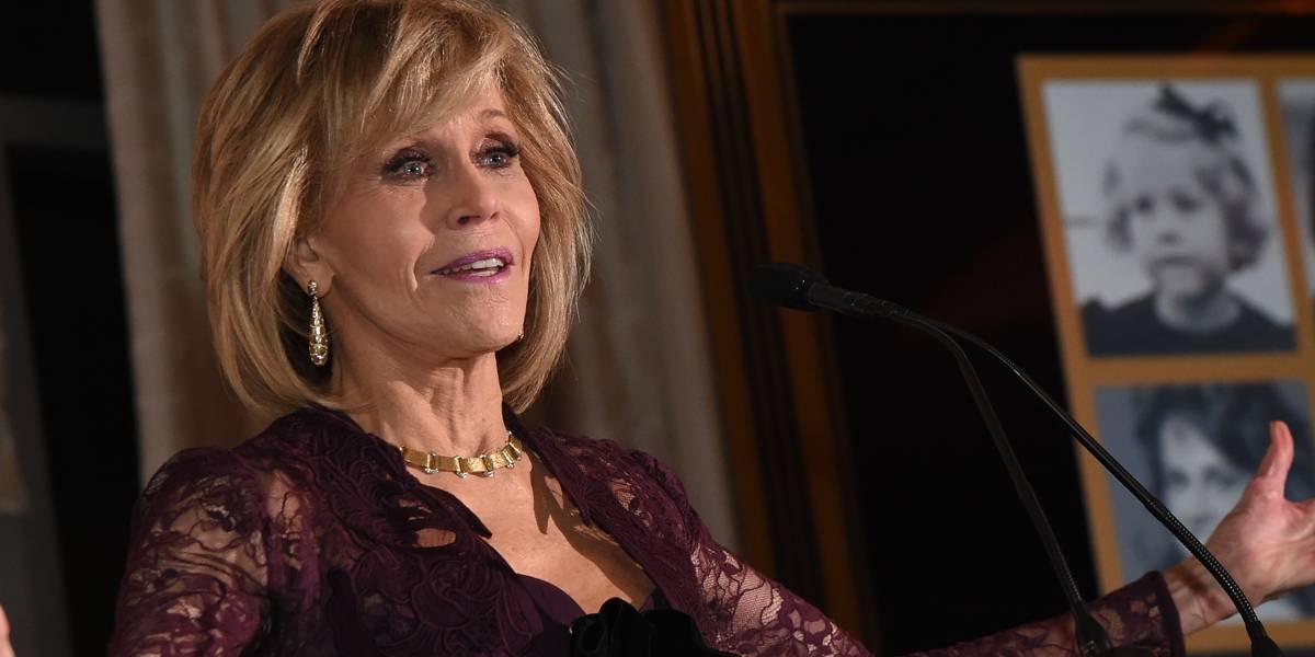 Jane Fonda arrecada mais de R$ 4 milhões para ONG que promove educação sexual
