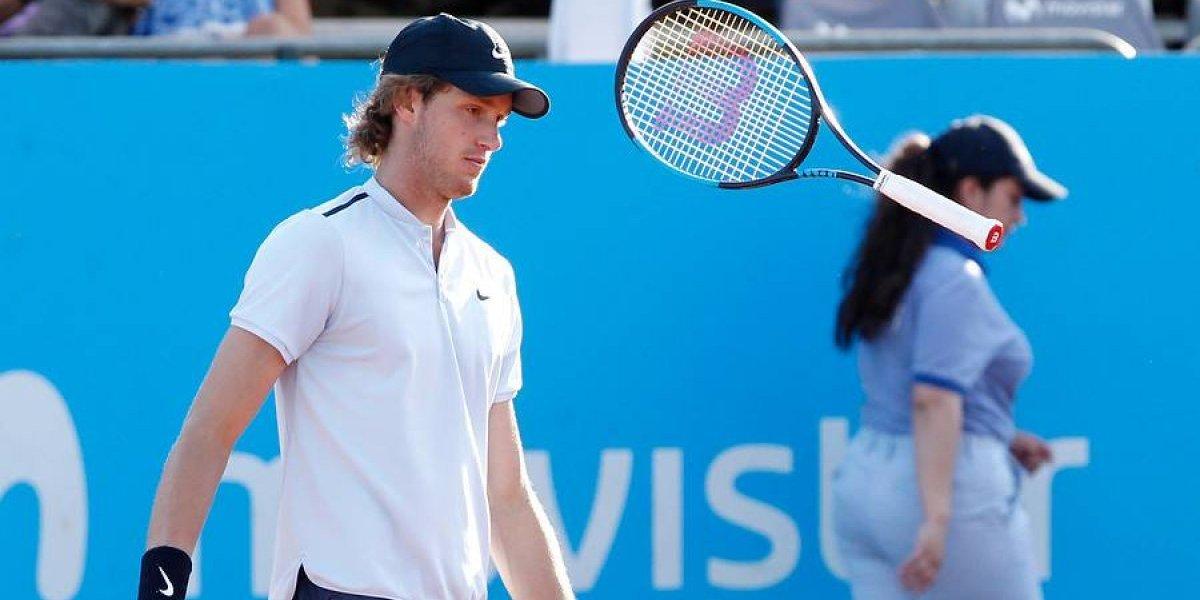 Duró tres semanas: Nicolás Jarry dejó el top 100 de la ATP