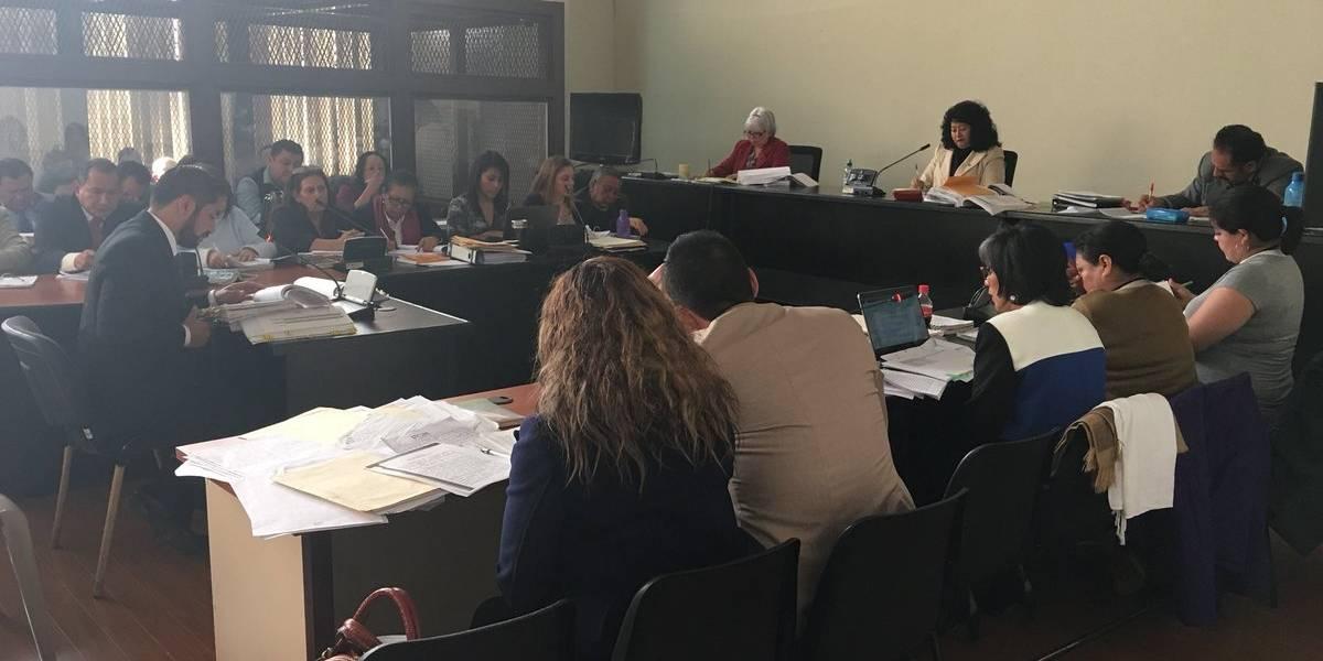 La Fiscalía presenta a los testigos del caso Migración