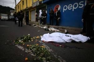 Mujer atropellada en San José Pinula