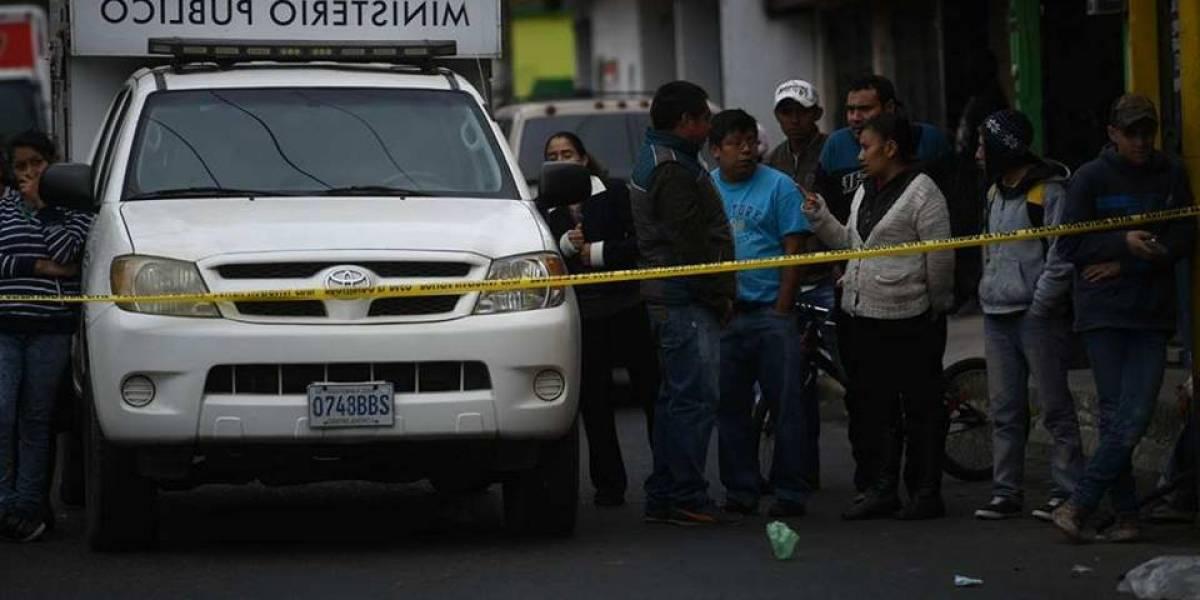 Mujer muere arrollada cuando regresaba del mercado