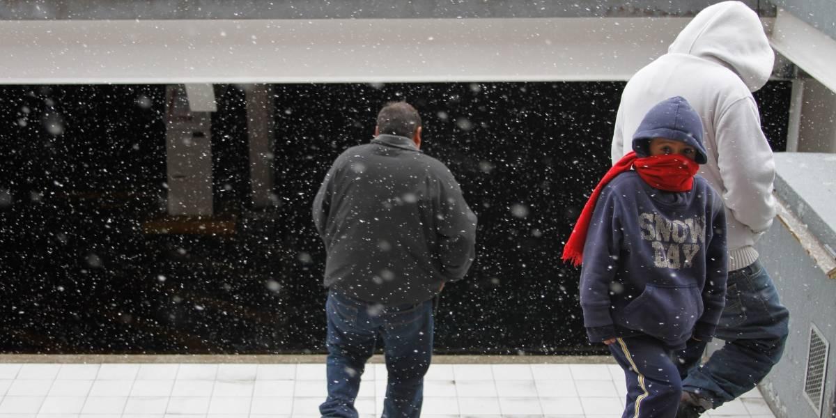 Continuará ambiente frío en gran parte del país