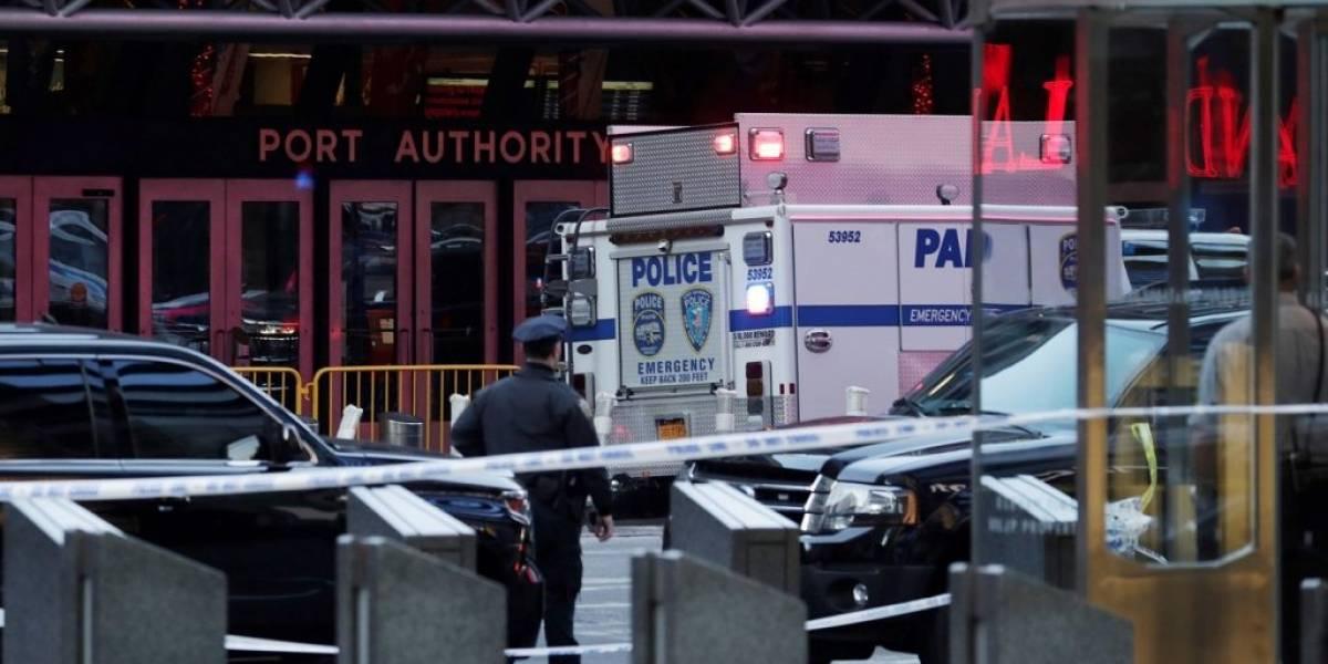 Identifican al autor del atentado de Nueva York