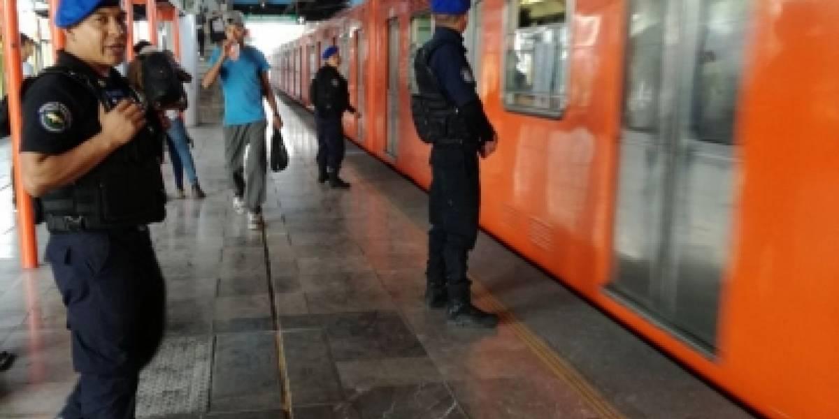 Autoridades aumentan seguridad en el Metro para evitar delitos e informalidad