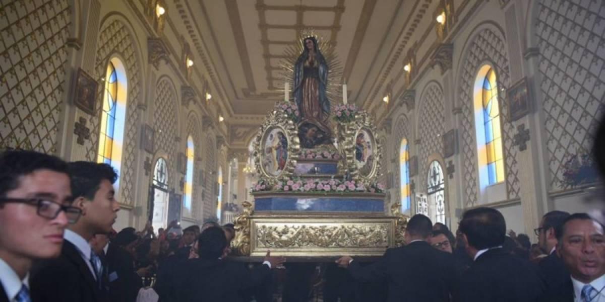 """Hoy se celebran 125 años de devoción y tradición de la """"Virgen Morena"""""""