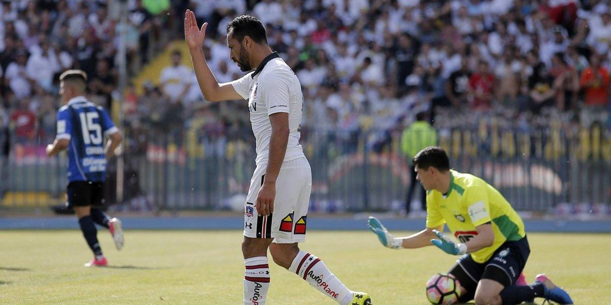 """De campeones a """"cortados"""": los tres primeros jugadores en decir adiós en Colo Colo"""
