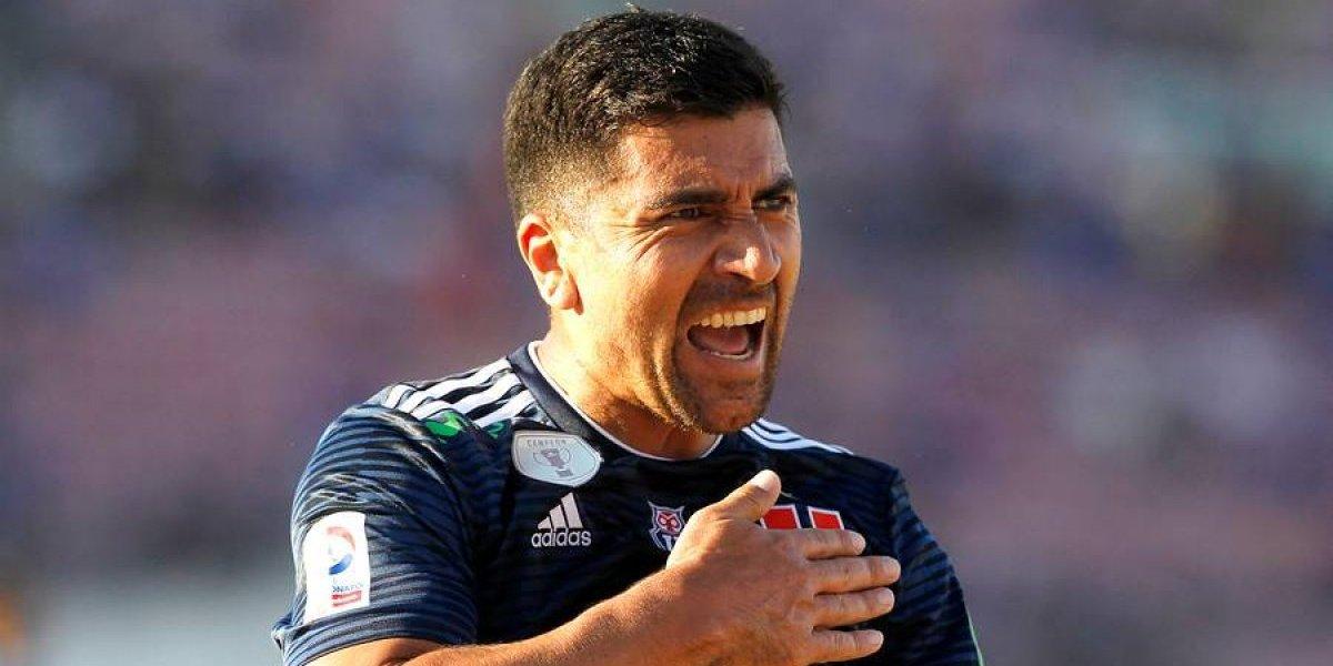 """David Pizarro está feliz en la U: """"Te dan las condiciones para que sólo pienses en jugar fútbol"""""""