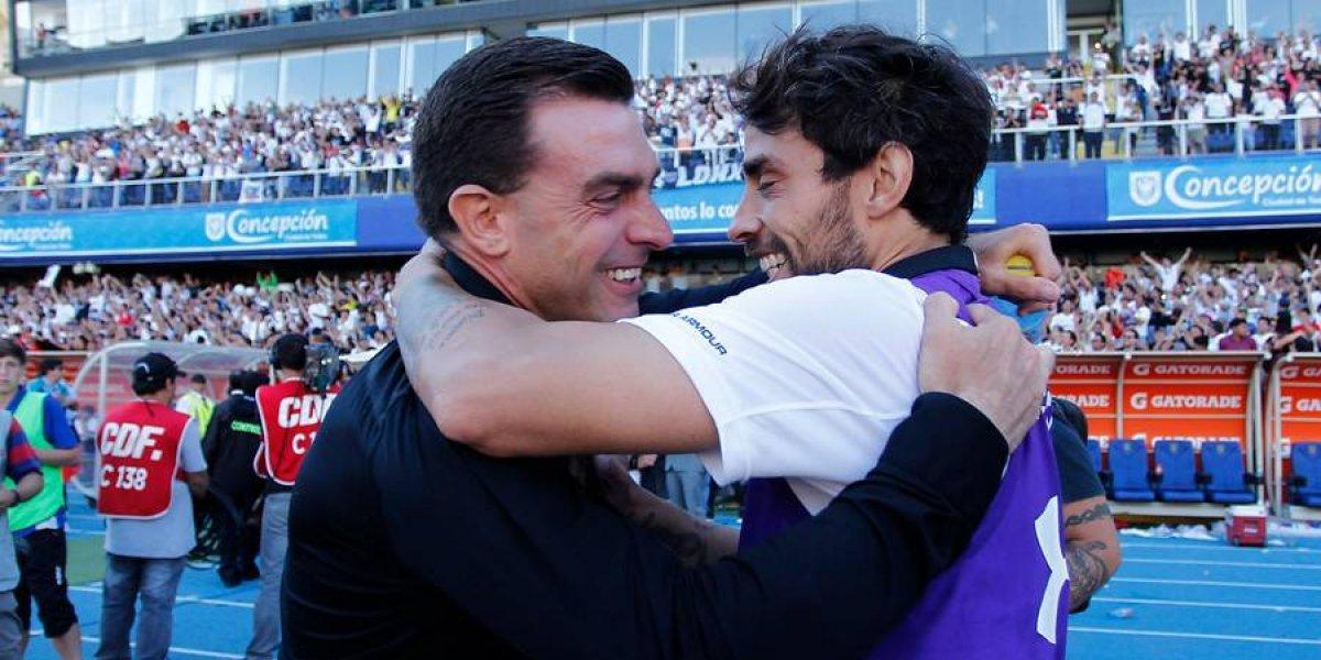 Pablo Guede ya planificó la pretemporada de Colo Colo para el 2018
