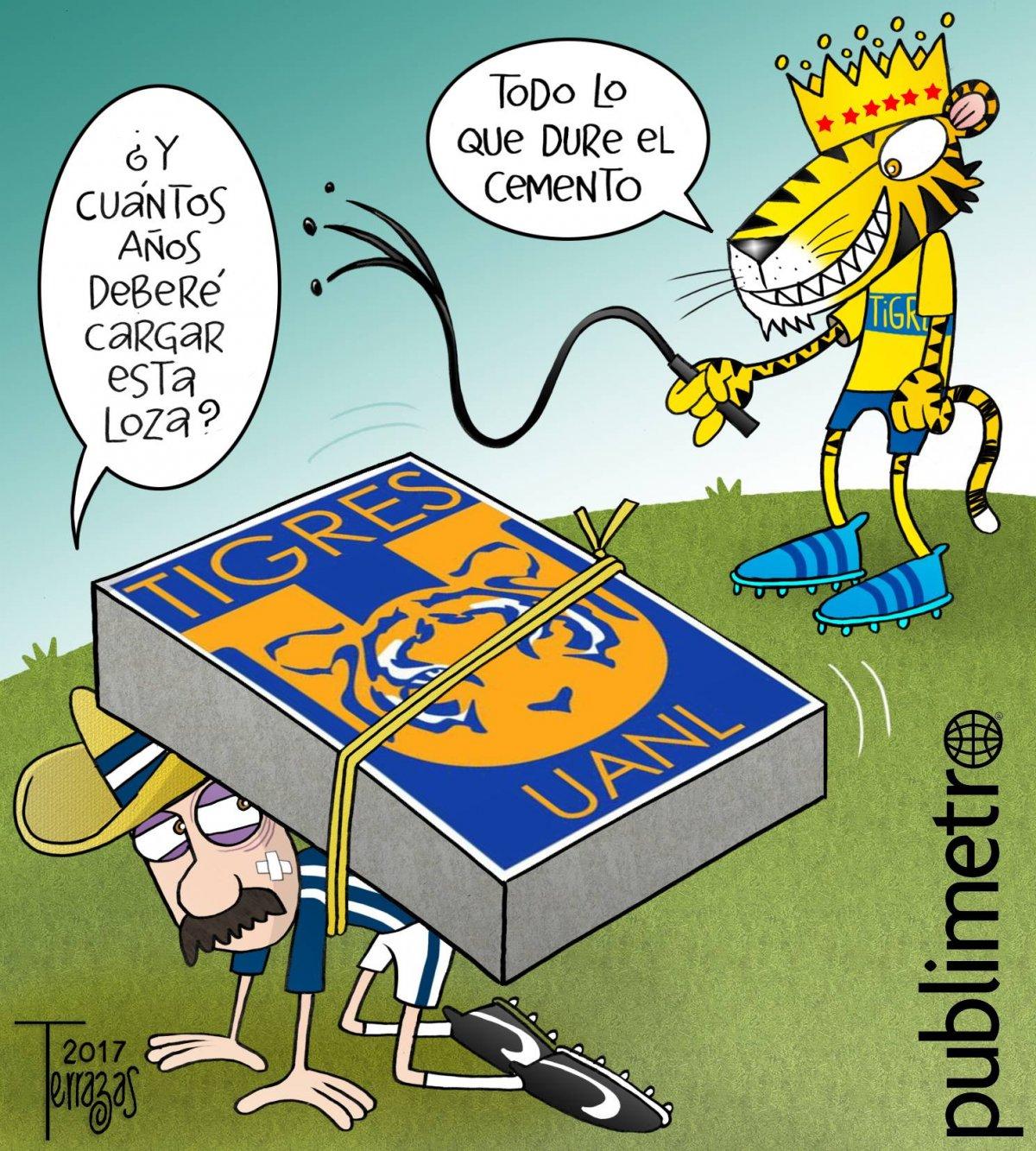 Tigres campeón ante Monterrey