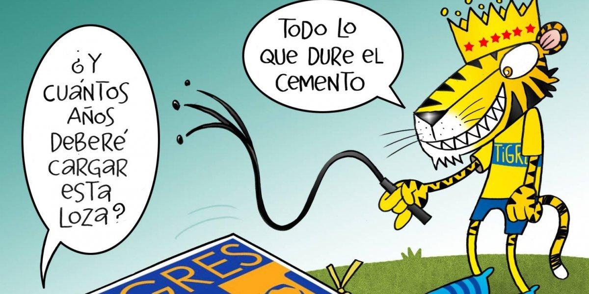 La loza que Monterrey carga tras la Final ante Tigres