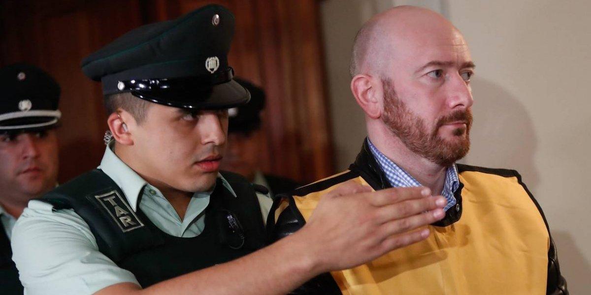 Lo que deja atrás Rafael Garay al volver a prisión