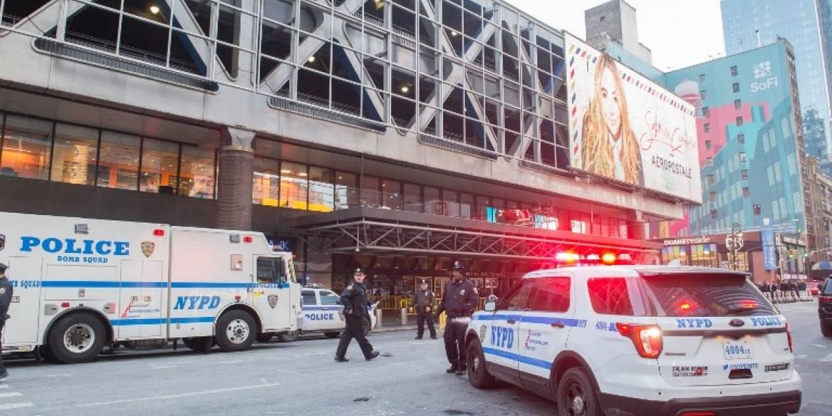 Revelan identidad de sospechoso por explosión en Nueva York