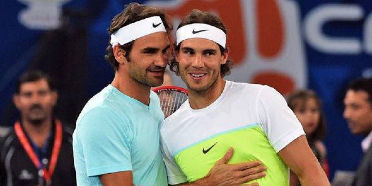 """Roger Federer. """"Mis hijos me preguntaron por qué me premiaban si Rafa es el N°1"""""""