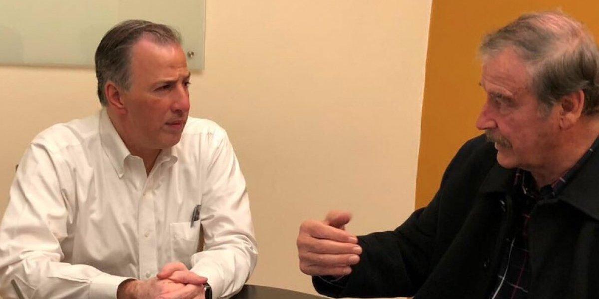 Meade se reúne con Fox para 'sumar esfuerzos'