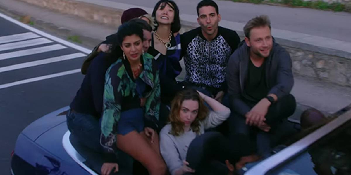 Netflix libera primeiro teaser do final da série Sense8