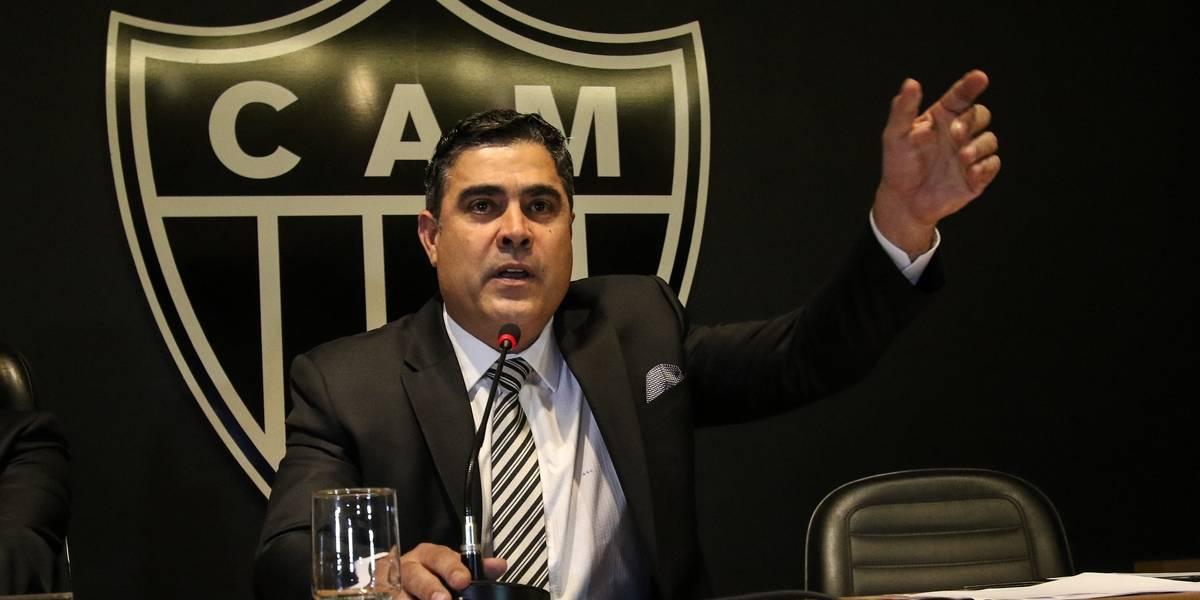Sette Câmara vence eleição no Atlético-MG e garante Oswaldo de Oliveira