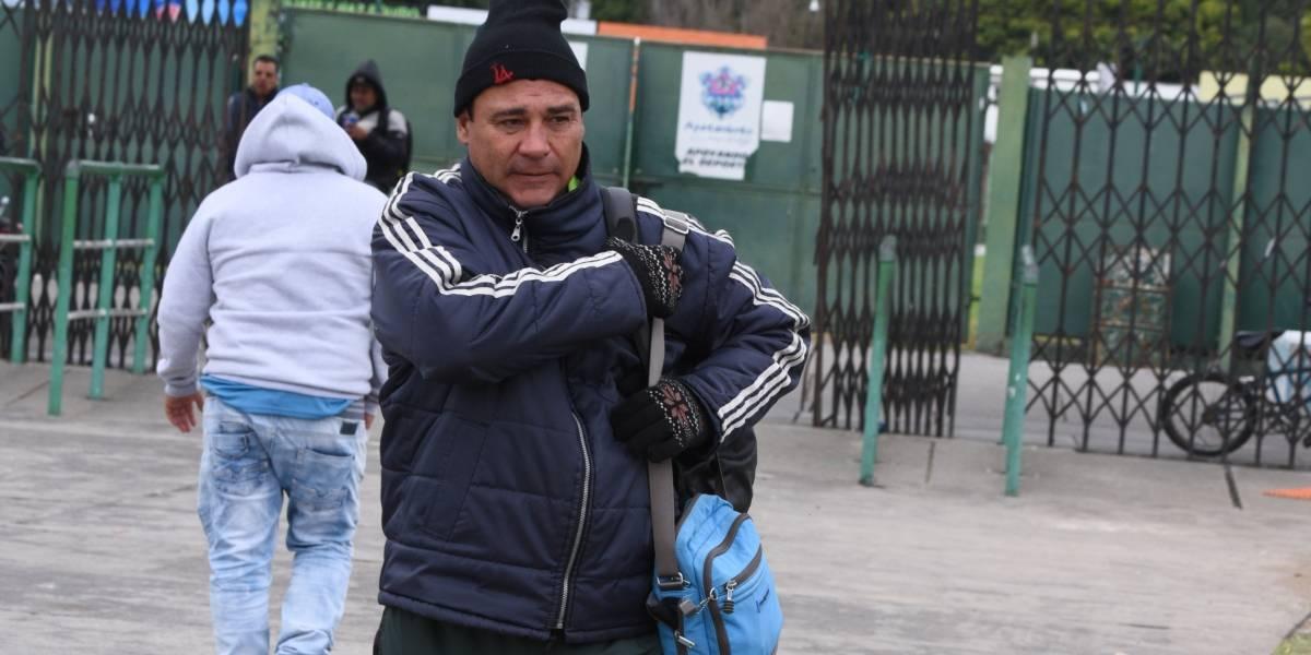 Mauricio Tapia tiene una cábala pero también una preocupación