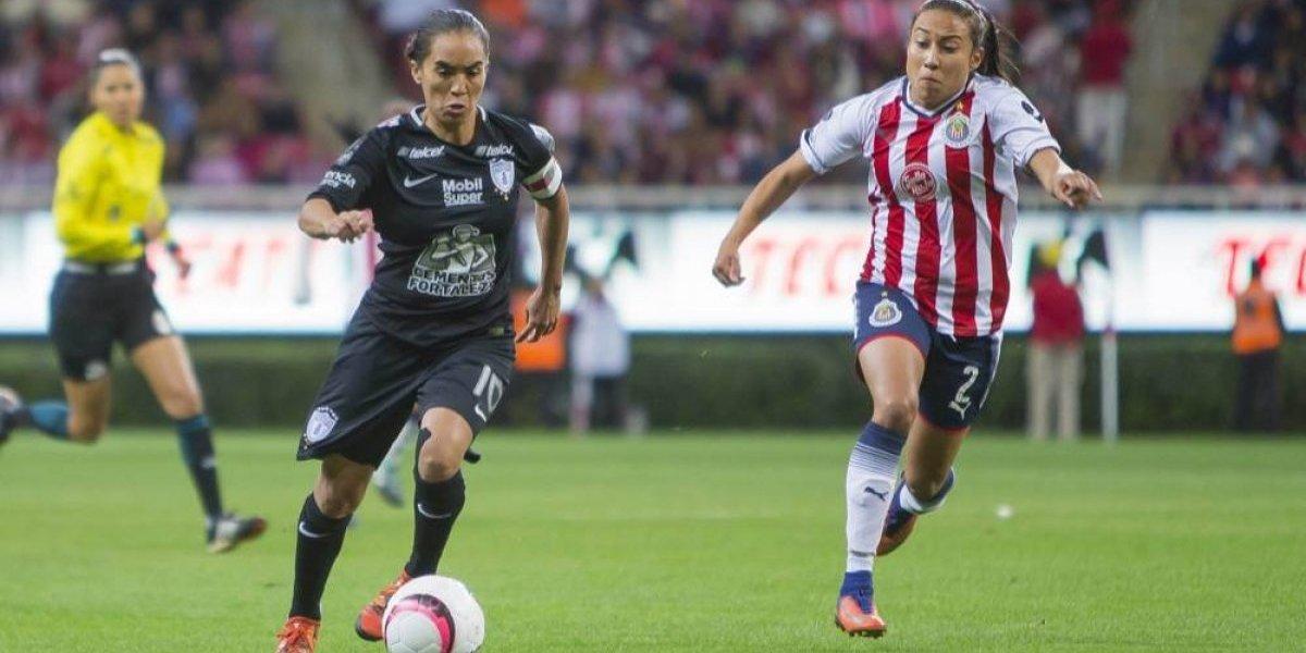 """""""Somos el equipo a vencer"""": Vanessa Sánchez, de Chivas femenil"""