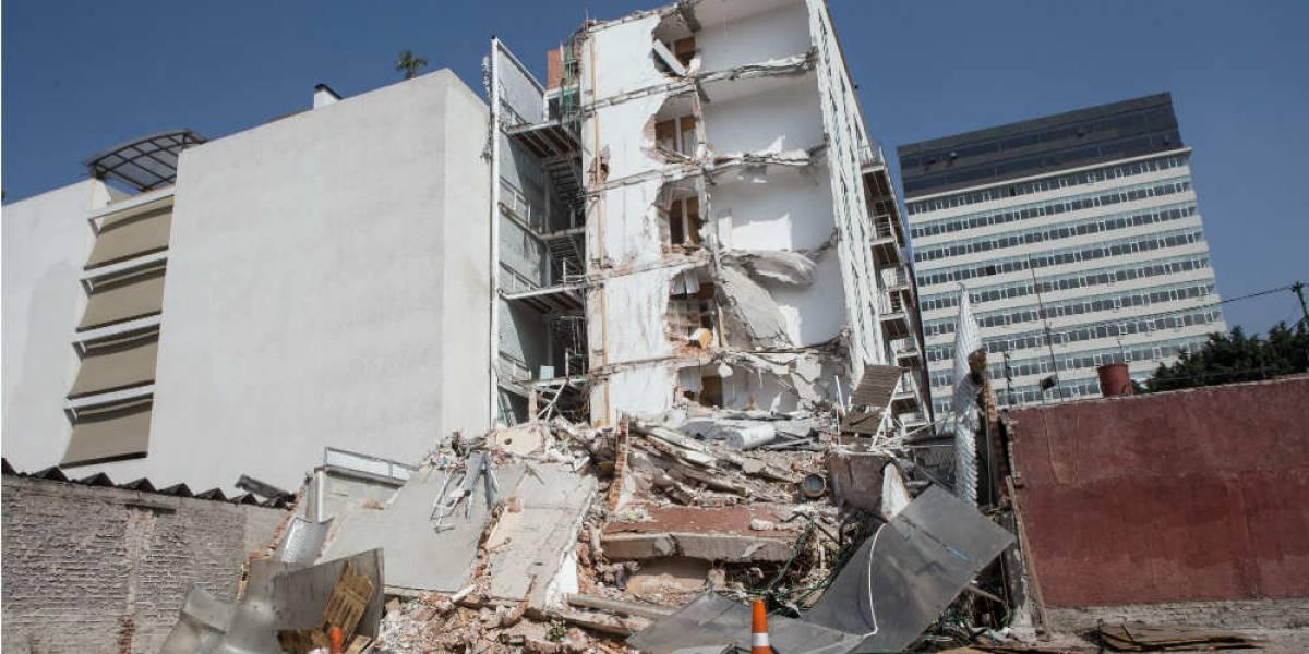 Detienen Responsable de Obra de edificio colapsado en Zapata 56