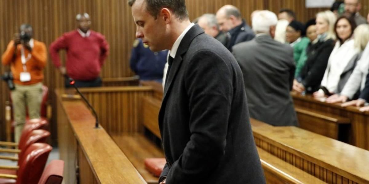 Oscar Pistorius resultó herido tras protagonizar una pelea en la cárcel