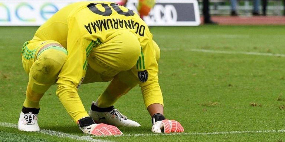 """Golpe en Italia: Gianluigi Donnarumma quiere cancelar su contrato en AC Milan por """"presiones psicológicas"""""""