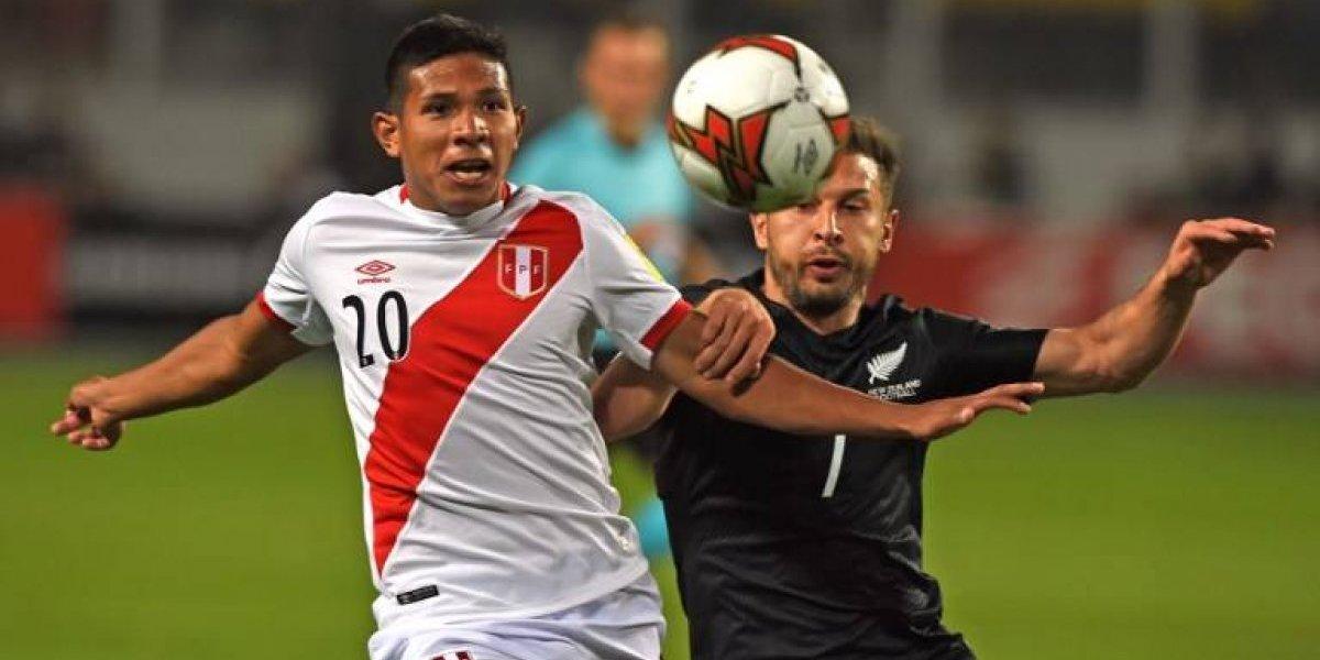 Perú recibió dura sanción de la FIFA tras incidentes ante Nueva Zelanda