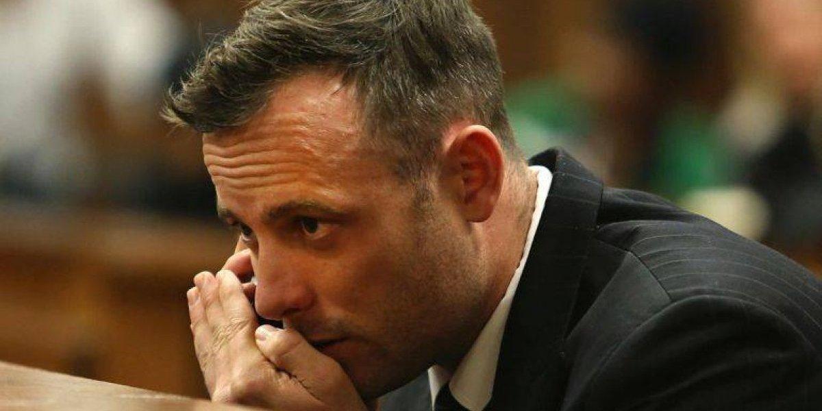 Oscar Pistorius es herido tras una pelea en prisión