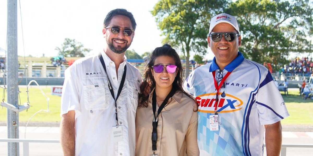 """#TeVimosEn: VIP Sunix celebra """"Gran Premio VIVA"""""""